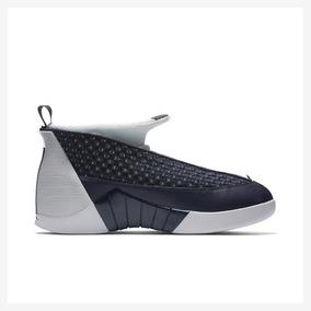 Tênis Nike Jordan 15 Retro Obsidian Masculino Original