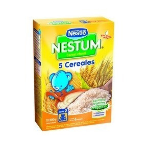 Cereal Nestum 200 G (6 Sabores Para Elegir)