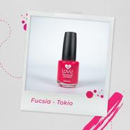 Fucsia - Tokio | Esmalte De Larga Duración De 15ml