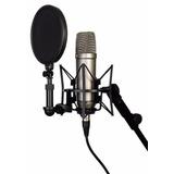 Microfono Rode Nt1-a. Condenser Cardioide.