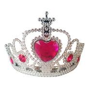 Coroa De Princesa Rainha Infantil Meninas - Arquinho Tiara