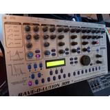 Groovebox Quasimidi Rave-o-lution (no Cambios, No Regateo)