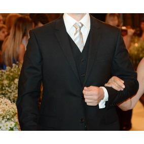 Terno Ricardo Almeida Wedding (paletó + Colete)