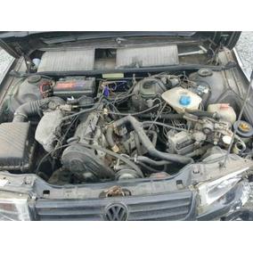 Motor Parcial Santana 2.0 Ap Injetado Gasolina Com Baixa