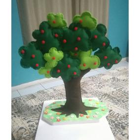 Árvore Em Feltro