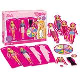 Diseñadora De La Moda Juego De Mesa Barbie Valija Juliana