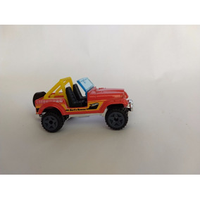 Hot Wheels   Surfu0027s Up   Jeep Cj 7