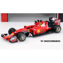 Ferrari F1 (2015) Vettel - Escala 1/43. Oferta! (no Salvat)