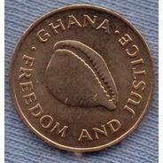 Ghana 1 Cedi 1984 * Caracol Marino *