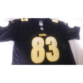 Jersey Reebok Nfl, Acereros Pittsburgh Steelers, Infantil
