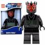 Lego Star Wars - Reloj Alarma - Darth Maul & Savage Opress