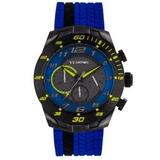 Reloj Para Hombre Tempus Deep Black Azul