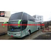 Marcopolo Paradiso Ld 1550 Scania K-380 Ano 2010 Novo!ref:39