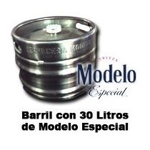 Cerveza Barril Modelo.corona Megas Medias Venta Envases