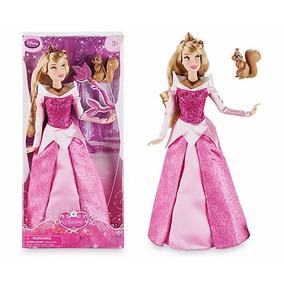 Disney Sleeping Beauty - La Bella Durmiente Aurora & Ardilla