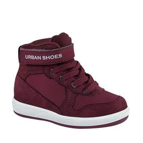 Tenis Bota Casual Urban Shoes N530 Ga177931