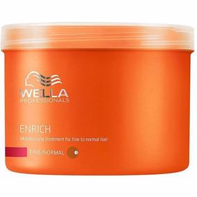 Wella Enrich - Máscara Cabelos Normal A Fino 500ml
