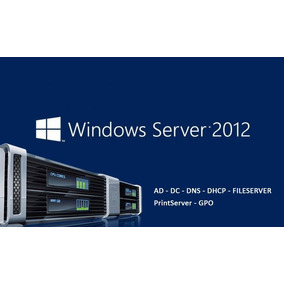 Curso Monte Um Servidor Completo Com Windows Server 2012