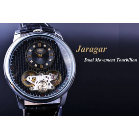 Reloj Jaragar Movimiento Torbellino Automatico