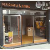 Taller De Serigrafia Y Diseño / Remeras Camisetas Bolsas ...