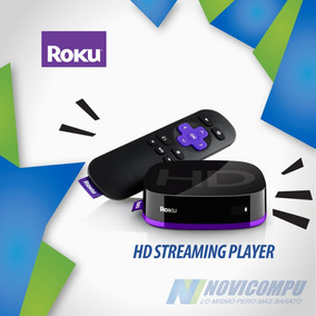 Roku Hd Streaming Player, Convierte Tu Tv En Smart Tv