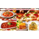 Manual De Recetas De Pastas- Salsas- Pastichos- Y Pizzas