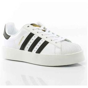 best authentic ac2d5 798d1 Zapatillas adidas Superstar Bold Pregunte Stock