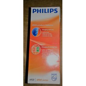 Afeitadora Eléctrica Philips 3 Cabezales Original