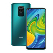 Celular Xiaomi Redmi Note 9, 128 Gb, Ram 4gb, Octacore, 48mp