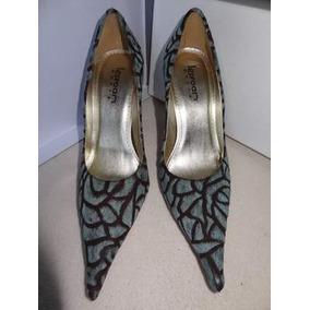 Sapato Scarpin, Salto Agulha, Tam 36