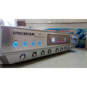 Sonimax Planta Amplificador Digital Kareoke