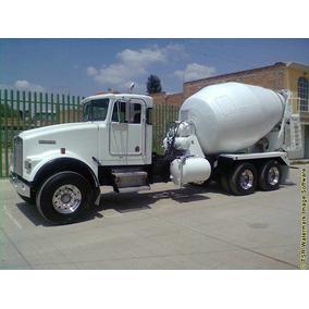 Camion Revolvedor De Concreto Kenworth 1999,trompo