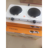 Cocina Electrica 2 Hornillas 2x1000w Hot Plate