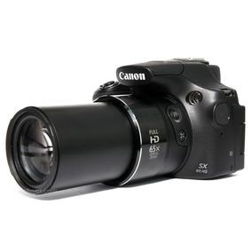 Cámara Canon Sx60 + 65x Zoom + Trípode + Magicfiber + Envío!
