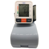 Aparelho Medir Pressão Digital Pulso Arterial Supermedy Novo