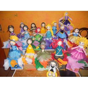 Fofuchas Princesas,avenger Y Personalizadas