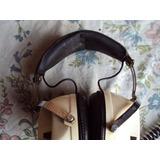 Antiguos Retro Auriculares Hosiden Dh-150z-s Japan