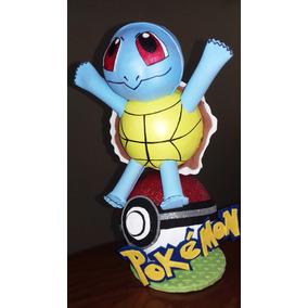 Fofucha - Muñeco - Juguete - Pokemon - Squirtle - Poquemon