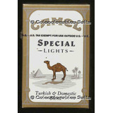Usa Duty Free, Camel Special Lights Box 20 Lleno