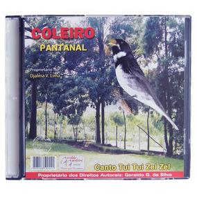 Cd Coleiro Pantanal Canto Tui Tui Zel Zel