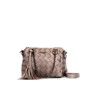 Amphora Candy Silver Mini Bag Cartera Para Mujer