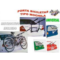 Porta Bicicletas Automotriz Tipo Mochila