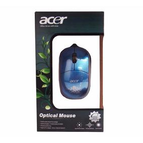 Mouse Optico Usb Marca Acer 1200dpi Grande