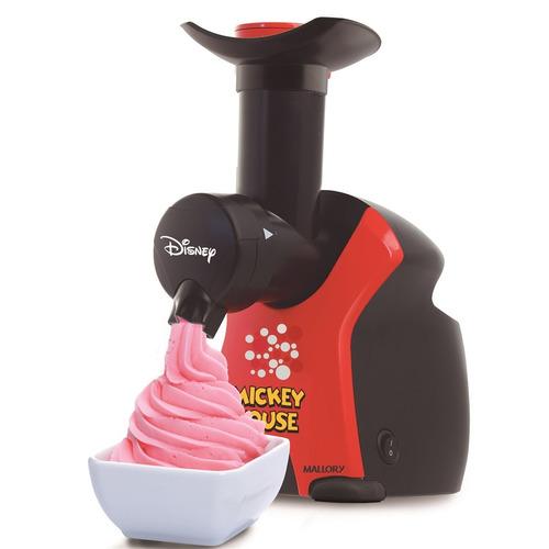 Sorveteira - Máquina De Sorvete Mallory Mickey Mouse 110v