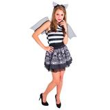 Fantasia Monster High Rochelle P - Sulamericana