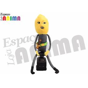 Pelúcia Lemongrab Hora Da Aventura Cartoon Pronta Entrega