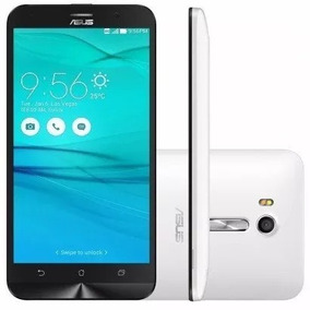 Celular Asus Zb551 Zenfone Go Live Dtv Branco 16gb Tela 5.5
