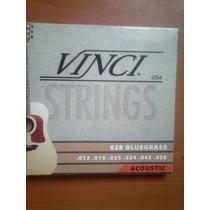 Cuerdas De Metal Para Guitarras Acusticas Vinci String