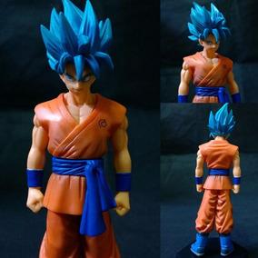 Muñeco Dragon Ball Z Goku Supersayayin Blue