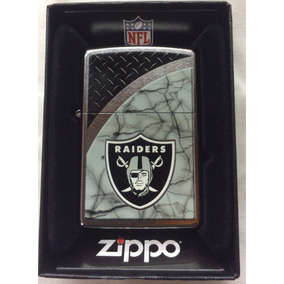 Encendedor Zippo Raiders Nfl Nuevo Original!!